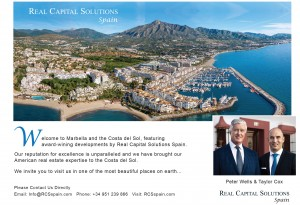 Real Capital Solutions Partners: Peter Wells & Taylor Cox