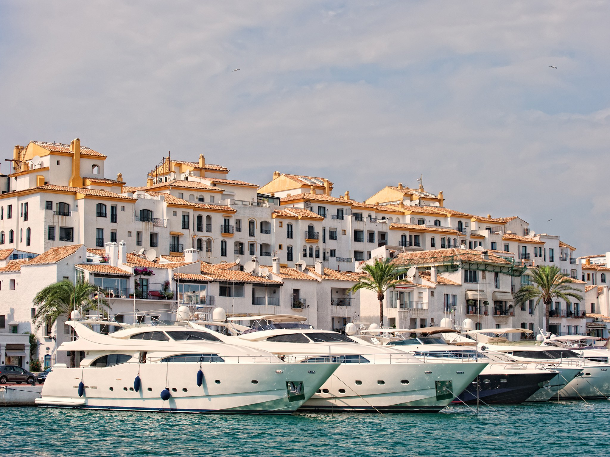 Marbella's beautiful beaches, by Conde Nast Traveller