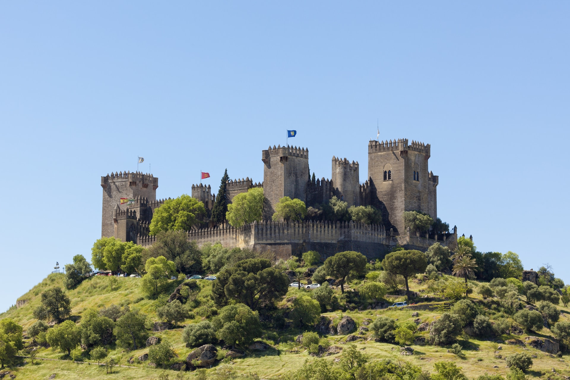 Games of Thrones. The Real Highgarden in Andalucia co The Telegraph