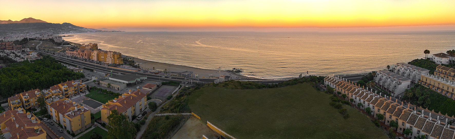 RCS Aria Sunset in Mijas Panorama